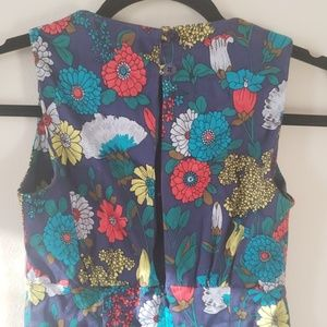 French Connection Dresses - French Connection cotton floral dress